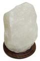 ヒマラヤ岩塩ホワイトランプ(ソルトランプ) Sサイズ