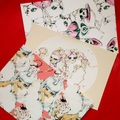 ERICO postcard 3piece set / A