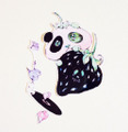 「mixed panda」ERICO Sticker S size