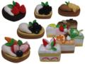 ケーキ&プチパイ型紙