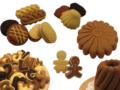 焼き菓子型紙