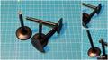 S800用エンジンバルブ(吸気側セット)(当店製)(C)