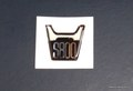 S800 オーナメント(当店製レプリカ)と各種ステッカー1枚セット