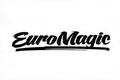 EuroMagic ステッカー黒W200mm[LikeHell-Design]