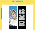"【受付終了】the most joyful 様 ''LUV STRUCK"" Slogan"