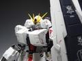 限定【プレミアム完成品】バンダイ MG 1/100 νガンダム H.W.S. Ver.Ka