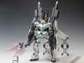 【プレミアム完成品】バンダイ MG 1/100 フルアーマーユニコーンガンダム Ver.Ka フレームメッキ仕様