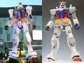 【スタンダード完成品】バンダイ MG 1/100 ガンダム Ver.3.0 お台場版