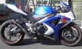 Racefit GSX-R1000 07-08 マフラー