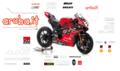 パニガーレ V4 SBK 2019 レプリカ グラフィックステッカー STD