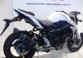 FRESCO GSR750 SV1000 スタイル デュアルマフラー
