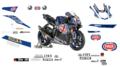 YZF-R1 15-18 SBK 2018 グラフィック