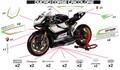 Ducati Corse パニガーレ グラフィック