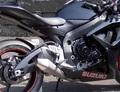 Racefit 06-07 GSX-R 600/750 マフラー