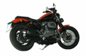 QD Exhaust ハーレー XL Sportster 04