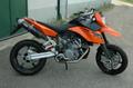 QD Exhaust KTM 950/990 SUPERMOTO