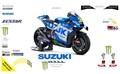 GSX-R1000 17-20 MotoGP 2021 グラフィックステッカー