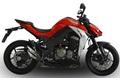 QD Exhaust Z1000/Ninja1000 POWER GUN 2014