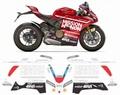 パニガーレ V4 DUCATI MotoGP 2019 グラフィックステッカー V3