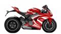 パニガーレ V4 レーススタイル グラフィックステッカー