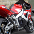 Racefit YZF-R1 98-01 Growler M1 スリップオン