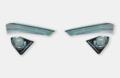 パニガーレ V4 SBK ヘッドライト ステッカー