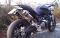 FRESCO Ducati モンスター 696/796/1100 Maxi GP short