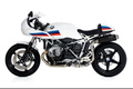 Bos exhaust BMW R Nine T Racer デュアルハイマウントスリップオン