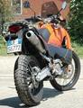 QD Exhaust KTM 950/990 SUPERENDURO