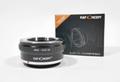 K&F M42マウント-CANON EOS M マウントアダプター