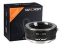 K&F ミノルタ MDマウント-SONY NEX Eマウントアダプター Ver2 md-nex2 (KFNEX)