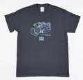 ハードツアイス Tシャツ -VX1000xGILDAN- ブラック