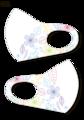 絵図屋オリジナル柄マスク02(2枚入)
