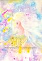 No,1 王冠を持つ女神 水彩画 ポストカード