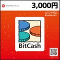 BitCashコード(3,000円)