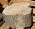シデの薪割り台(10)