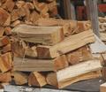 ヒガンザクラの薪(平成28年12月伐採)