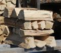カシの薪(平成29年12月伐採)