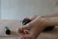 鉄のフライパン交換用ハンドル