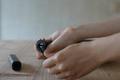 鉄のフライパン(24cm、24cm深型、26cm、玉子焼)交換用ハンドル