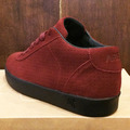 AREth shoe LB BURGUNDY/BLACK