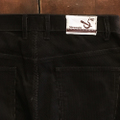 5nuts pants uniform corduroy standerd shape DARK.BROWN