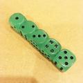 WKND dice glow in the dice