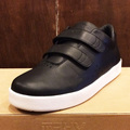 AREth shoe I velcro BLACK leather