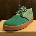 AREth shoe bulit GREEN×LT.GREEN
