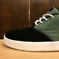 AREth shoe bulit BLACK/LT.GREEN