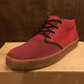 AREth shoe bulit DARK.RED