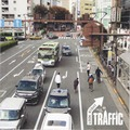 traffic DVD look right -japan tour-