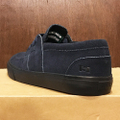 state shoe vista x Christian Maalouf NAVY/BLACK suede