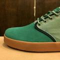 AREth shoe bulit GREEN×LT.GREEN
